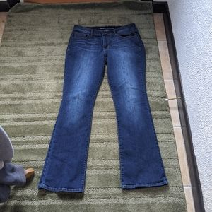 Old navy curvy profile jeans